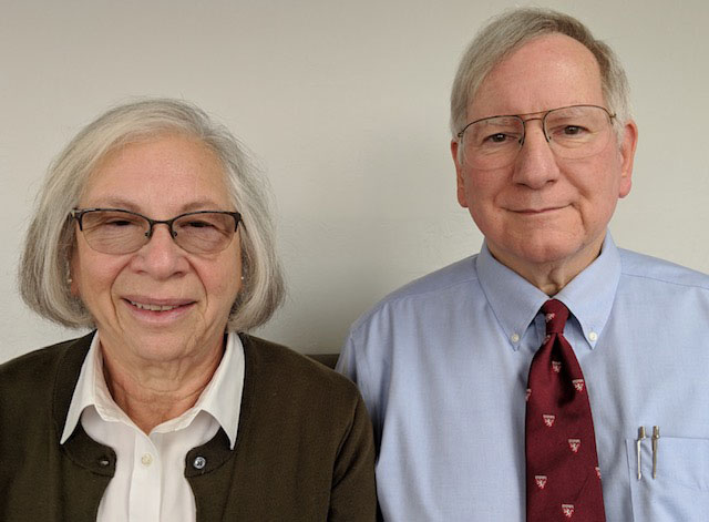 Dr. John H. and Mrs. Marsha L. Eichhorn